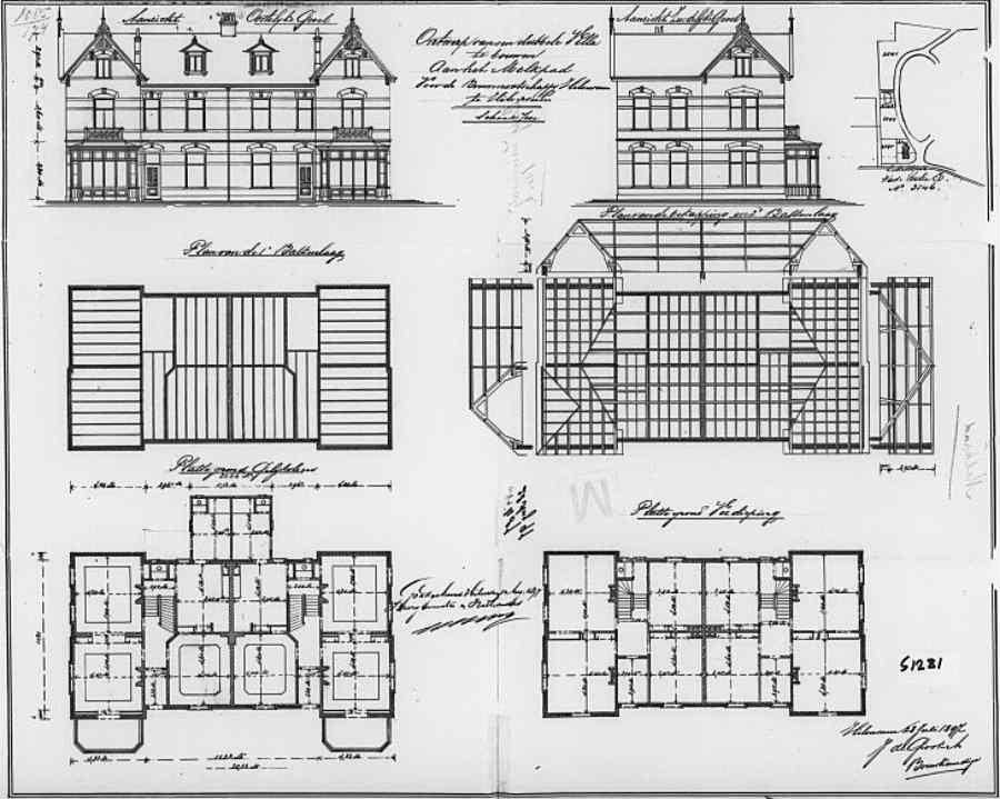 Burgemeester+Lambooylaan+nr++3+1897