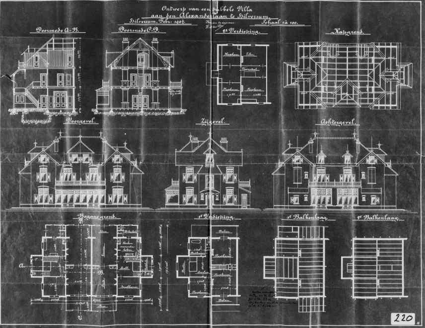 Alexanderlaan+nr++1-3+1904