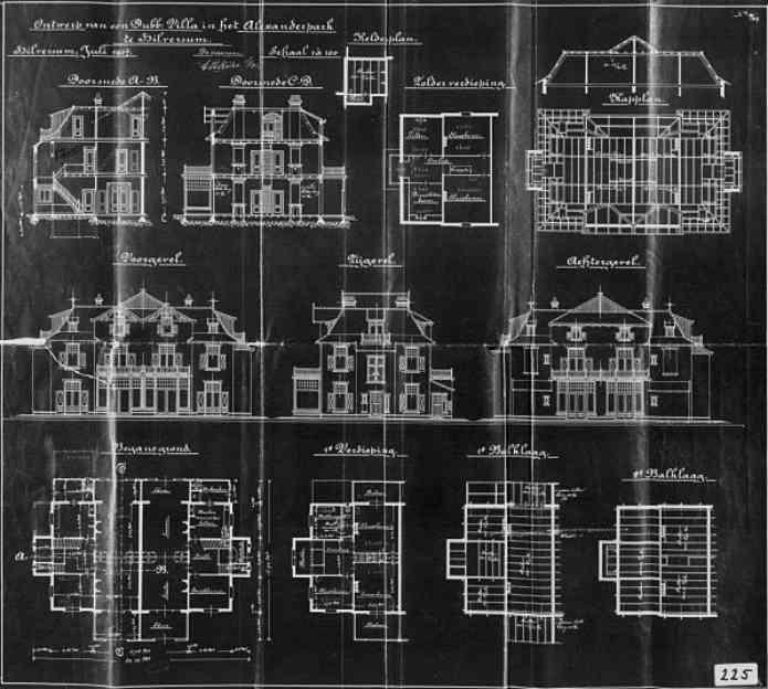 Alexanderlaan+nr++5-7+1904