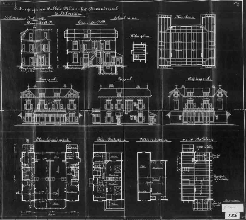 Alexanderlaan+nr+18-20+1904
