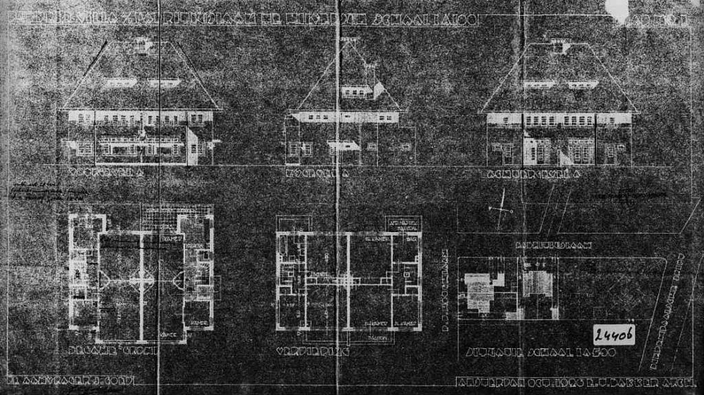 Architect Hendrik Bunders 30-09-1892 Nijmegen 16-04-1965 ...