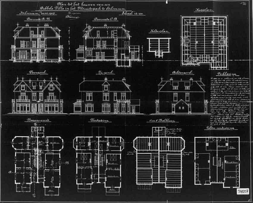 Burgemeester+Van+Hellenberg+Hubarlaan+nr+6-8+1904