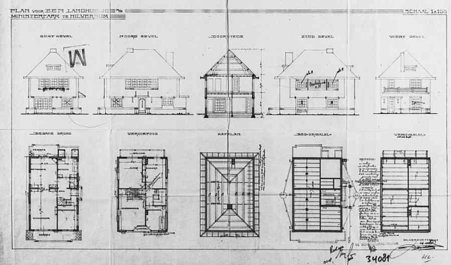 Burgemeester+Van+Hellenberg+Hubarlaan+nr+11+1928