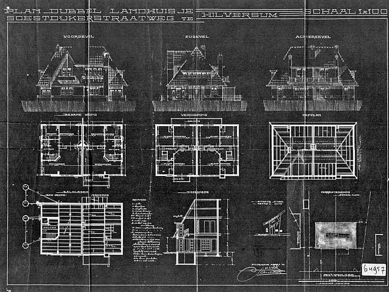 Soestdijkerstraatweg+nr++51-53+1926