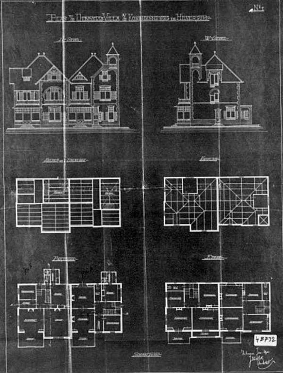 Koninginneweg+nr++28-30+1900