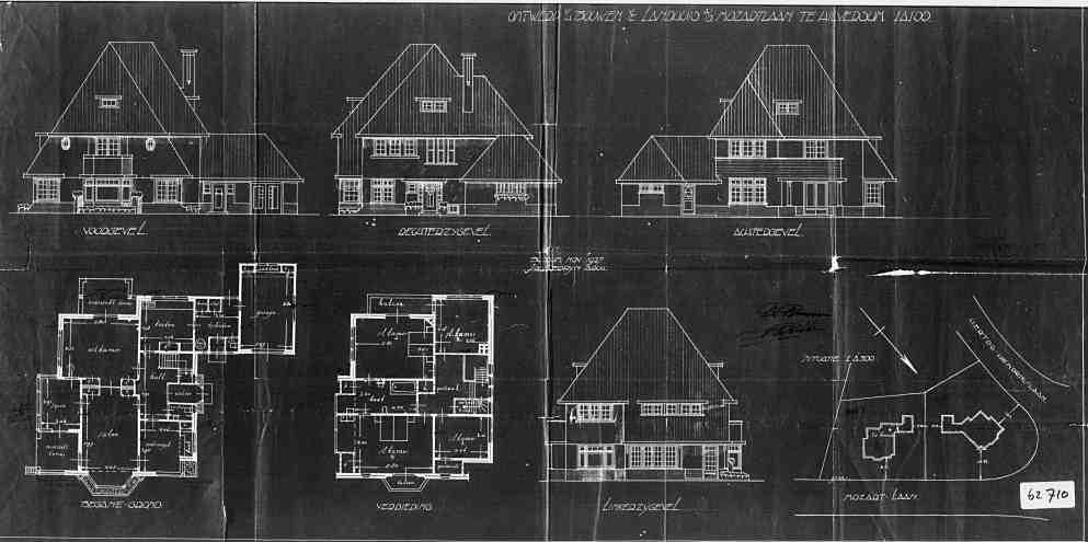architect joh negrijn bussum hilversum 2. Black Bedroom Furniture Sets. Home Design Ideas