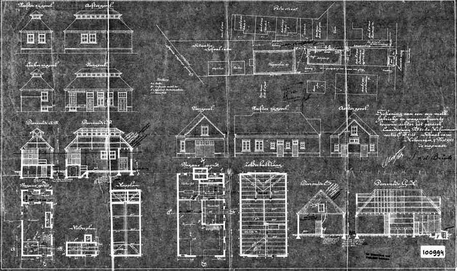 Larenseweg+nr++21+1922
