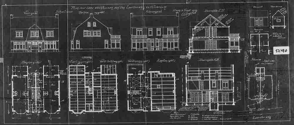 Larenseweg+nr+109-109a+1925