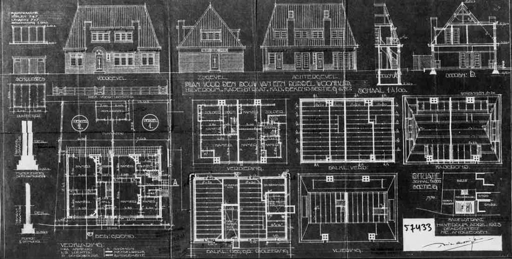 Kapelstraat+nr+35-37+1923
