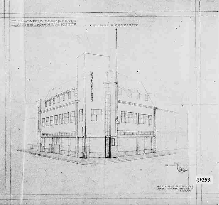 Langestraat+nr+132-134+1932