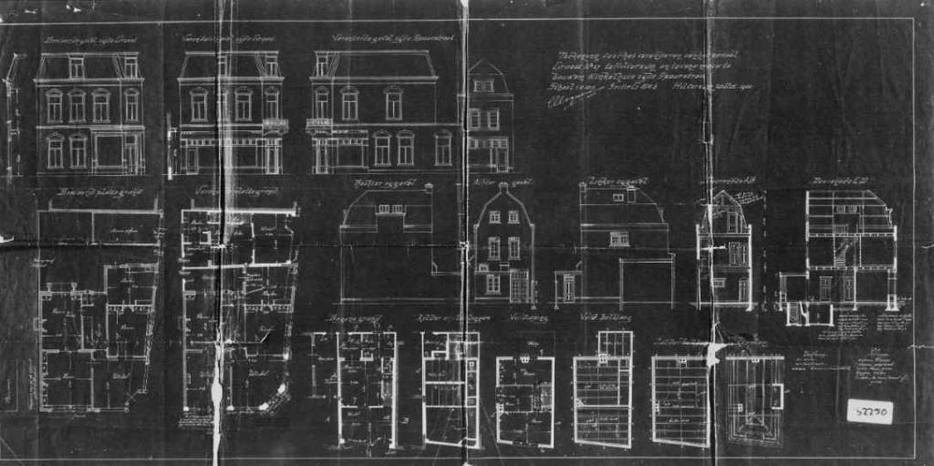 Groest+nr++27+Spoorstraat+nr+46+1925