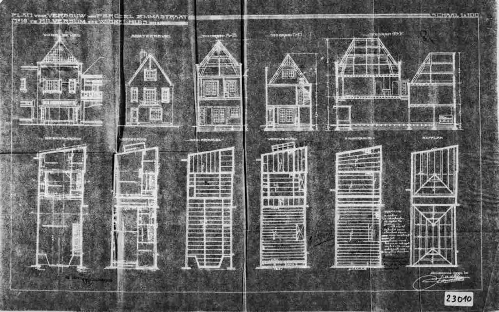 Emmastraat+nr+18+1928